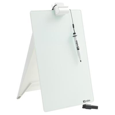 Флипчарт Nobo Diamond стеклянный белый 215x300 мм (артикул производителя 1905173)