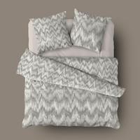 Постельное белье Унисон Masai Mara (2-спальное, 2 наволочки 70х70 см, сатин)