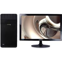 Системный блок PromegajetOffice310+ МониторSamsungS24D300H