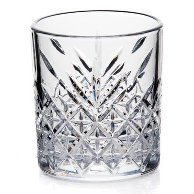 Набор стаканов Pasabahce Timeless стеклянные низкие 345 мл 4 штуки в упаковке (артикул производителя 52790B)