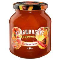 Варенье Лукашинские персиковое 450 г