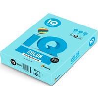 Бумага цветная для печати IQ Color голубая пастель MB30 (А4, 80 г/кв.м, 500 листов)