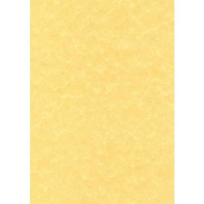 Дизайн-бумага Decadry Пергамент золотой (А4, 95 г/кв.м, 25 листов в упаковке)