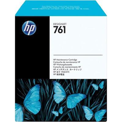Картридж обслуживания HP 761 CH649A прозрачный оригинальный