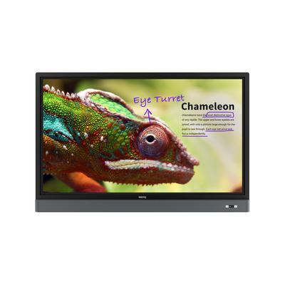 Панель интерактивная с сенсорным экраном BenQ RM7501K