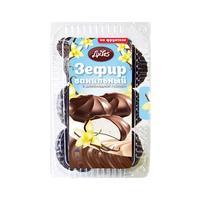 Зефир DiYes Ванильный в шоколадной глазури на фруктозе 200 г