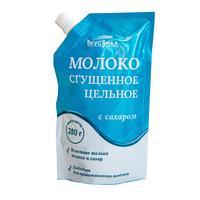 Молоко сгущенное ВкусВилл Избенка цельное с сахаром 8.5% 280 г