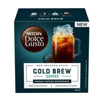 Кофе в капсулах для кофемашин Nescafe Dolce Gusto Cold Brew (12 штук в упаковке)