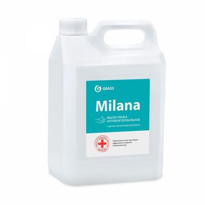 Мыло-пена Grass Milana Антибактериальное 5 л