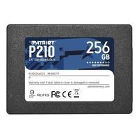 SSD накопитель Patriot P210 256 ГБ (P210S256G25)