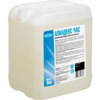 Моющее средство с дезинфицирующим эффектом Бриллиант Алкадекс ЧАС 5 л (концентрат)