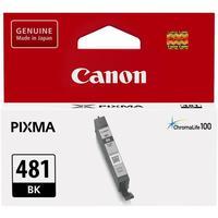 Картридж струйный Canon CLI-481 BK черный оригинальный