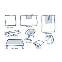 Комплект одноразового белья Hartmann Foliodrape Protect для артроскопии  на плече стерильный (6 предметов)