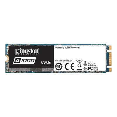 SSD накопитель Kingston A1000 960 ГБ (SA1000M8/960G)