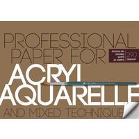 Блок-склейка для акварели и акрила Bruno Visconti А3 20 листов