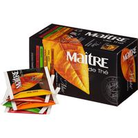 Чай Maitre de The Матэ ассорти 25пакетов