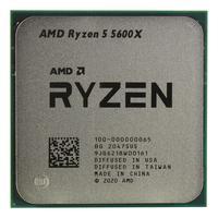 Процессор AMD Ryzen 5 5600X OEM (100-000000065)