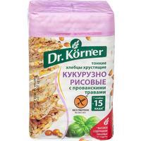 Хлебцы Dr.Korner С прованскими травами многозерновые 100 г