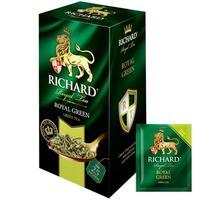 Чай Richard Royal Green зеленый 25 пакетиков