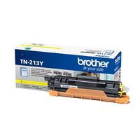 Тонер-картридж лазерный Brother TN-213Y желтый оригинальный