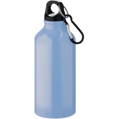 Бутылка для воды Oregon светло-синяя 400 мл