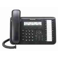 Телефон системный Panasonic KX-DT543RUB