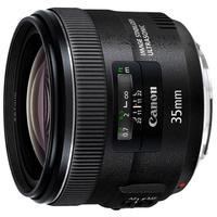 Фотообъектив Canon EF 35 мм f/2 IS USM