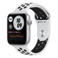 Смарт-часы Apple Watch Series 6 серебристые (MG293RU/A)