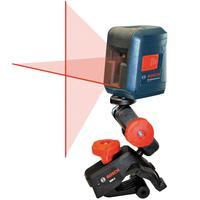 Нивелир лазерный Bosch GCL (2-15, RM1, кейс, артикул производителя 0.601.066.E02)