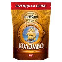 Кофе рaстворимый Московская кофейня на паяхъ Коломбо 230 г