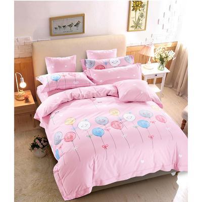 Постельное белье DO&CO Balon (1.5-спальное, 2 наволочки 70x70/50x70 см, сатин)