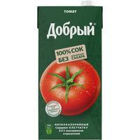 Сок Добрый томатный 2 л