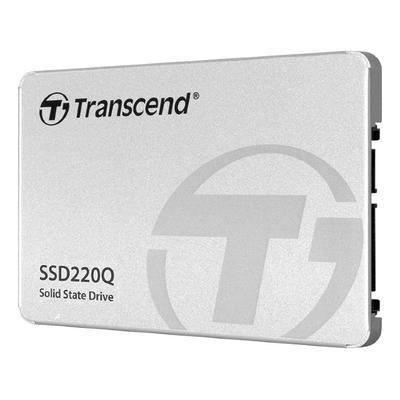 SSD накопитель Transcend 500 ГБ (TS500GSSD220Q)