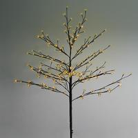 Дерево светодиодное Neon-Night Сакура желтое 80 диодов (1.2 м)