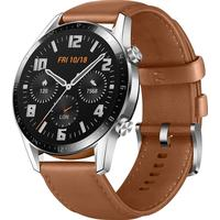 Смарт-часы Huawei Watch GT 2 Latona-B19V серебристые (55024334)