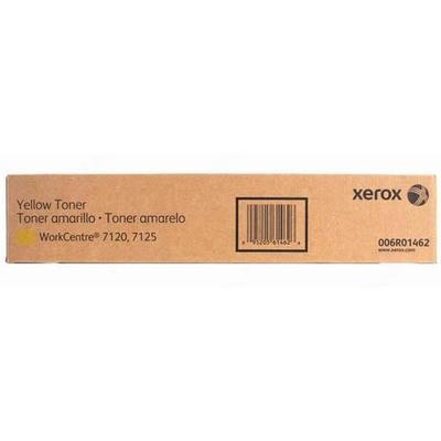 Тонер-картридж Xerox 006R01462 желтый оригинальный