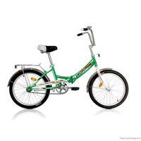 Велосипед Iron Fox Rider 20 (зеленый)