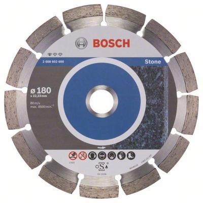 Диск алмазный Standard for Stone 180-22,23 Bosch 2608602600