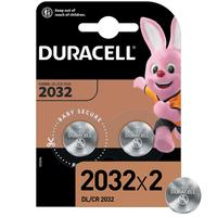 Батарейки Duracell Specialty CR2032 (2 штуки в упаковке)