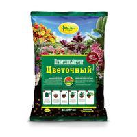 Грунт для цветов Фаско Цветочный 50 л