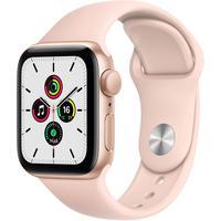 Смарт-часы Apple Watch Series SE золотистые (MYDR2RU/A)