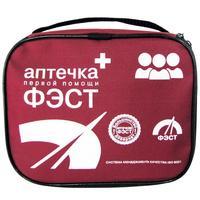 Аптечка первой помощи работникам ФЭСТ (приказ № 169н, сумка текстильная)