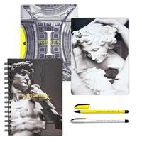 Набор Be Smart Inspiration тетради, ручки (5 предметов)
