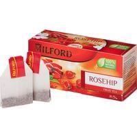 Чай Milford Rosehip фруктовый с шиповником 20 пакетиков