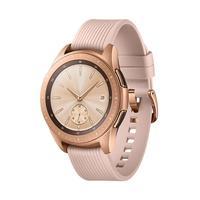 Смарт-часы Samsung Galaxy Watch золотистые/розовые