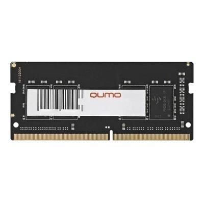 Оперативная память QUMO QUM4S-8G2400P16 8 Гб (SO-DIMM DDR4)