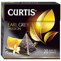 Чай Curtis Earl Grey Passion 20 пакетиков