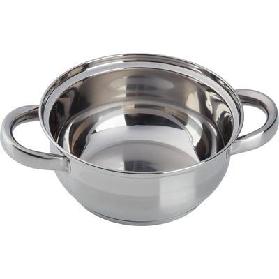 Набор посуды Attribute Classic нержавеющая сталь (3 кастрюли с крышками: 1,4 л, 2 л, 3,6 л)