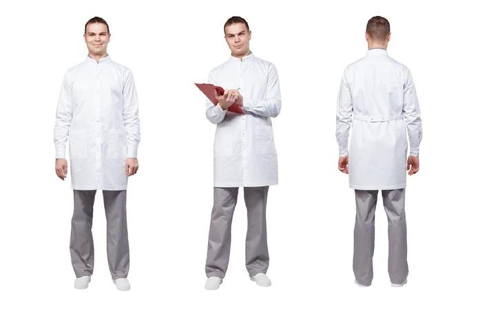Коллекция медицинской униформы м10