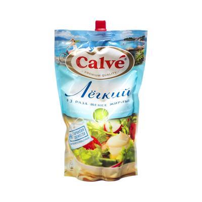 Майонез Calve легкий 20% 400 г